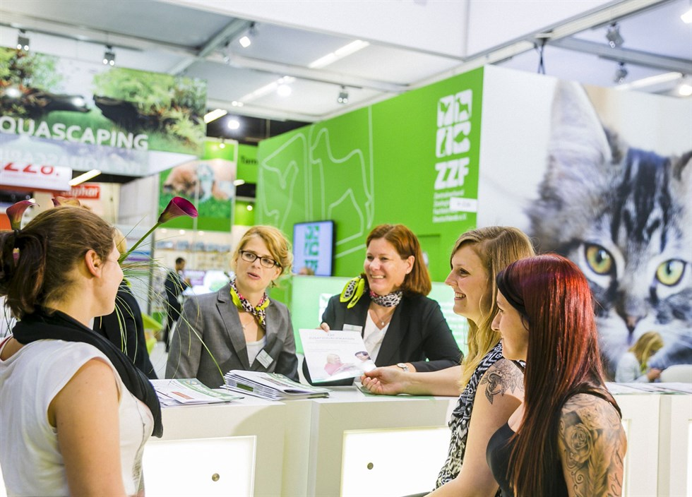 Interzoo 2016 Review - Booth